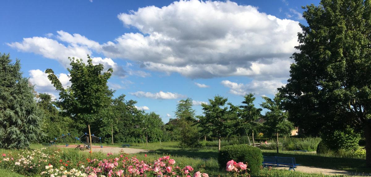 Jardin du Tilleul à Brumath
