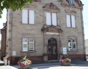 Maison de la Communauté à Brumath