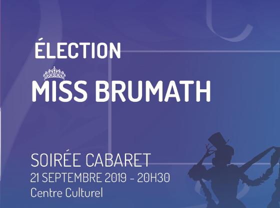 élection miss brumath