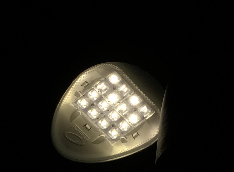 l'éclairage public à LEDs à Brumath