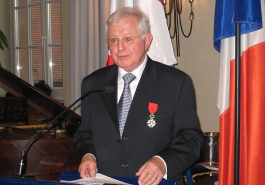 Le Brumathois Bernard Schreiner.