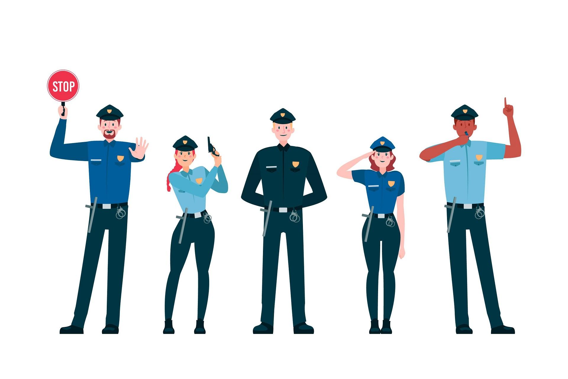 La Police Municipale à Brumath.